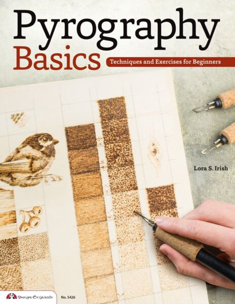 Pyrography Basics: Techniques for Beginners Step-by-Step Instructions