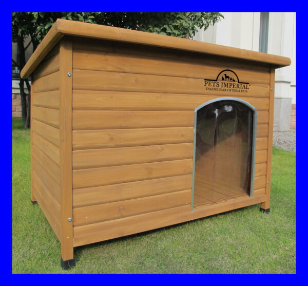 ExtraLarge Norfolk Dog Kennel Kennels House With Removable Floor