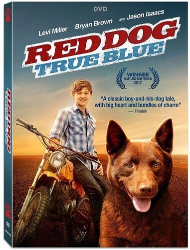 Red Dog: True Blue New DVD Ac 3 Dolby Digital Dolby Subtitled Widescreen $16.86