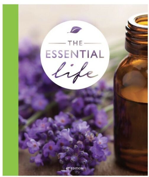 The Essential Life - 4th Edition Hard Cover Book Brand New 2017/2018 -Doterra