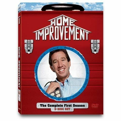 SEALED Home Improvement - The Complete First Season - Tim Allen