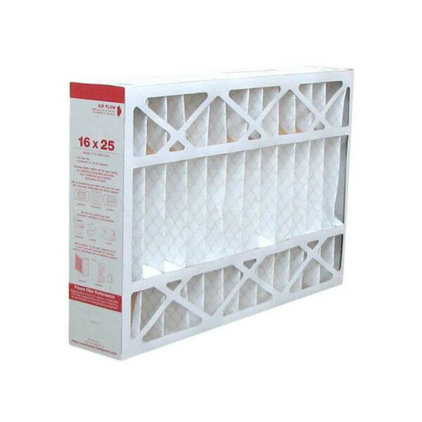 16x25x5 Air Filter Replacement for AC amp; Furnace MERV 11 Micro Allergen Defense $31.95
