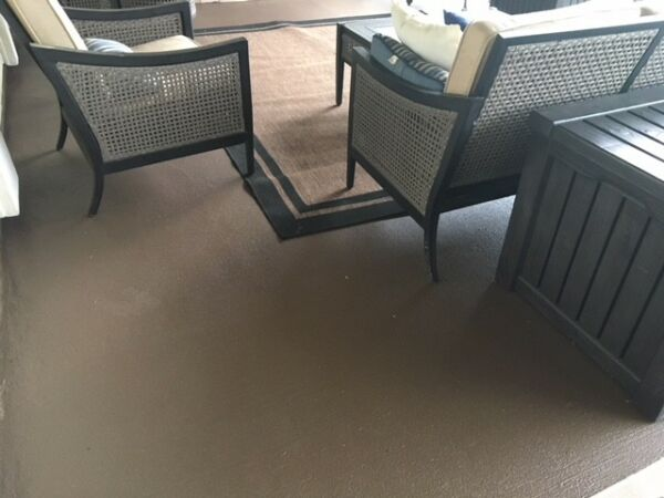 LinerXtreeme Polyurethane Porch and Patio and Deck Floor Armor Strong UV Coating $169.00