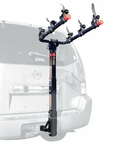Allen Sports 3 Bike Hitch Mount Rack with 1.25 2 Inch Receiver Deluxe 3DAYSHIP $98.77