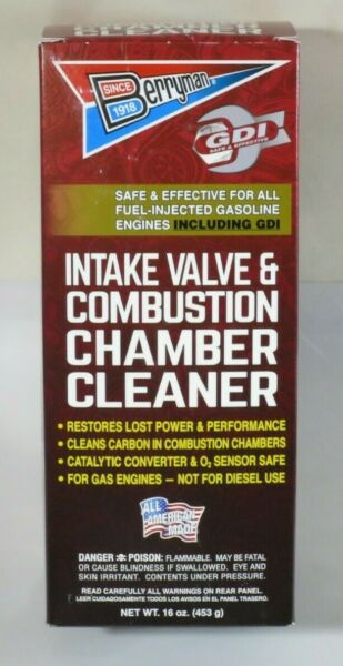 Berryman 2611 B 12 Intake Valve and Combustion Chamber Cleaning Kit 16 oz. $33.03