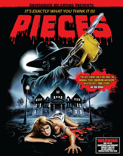 Pieces [New Blu-ray] Digital Theater System Subtitled Widescreen