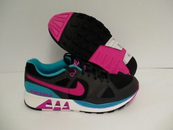 Nike air stab running training shoes size 10.5 us