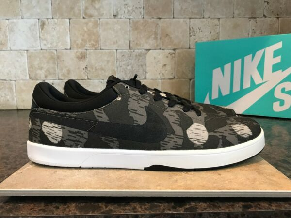 Nike Eric Koston SE low men casual SB sneakers Camo dark dune red SIZE 12
