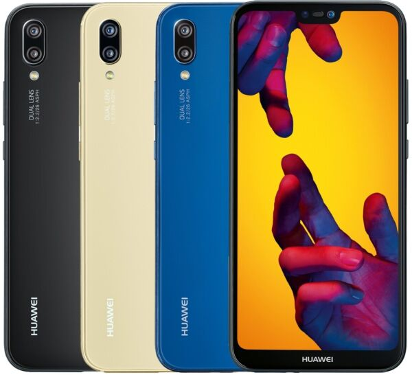 Huawei P20 lite DualSim 64GB LTE Android Smartphone 5,84