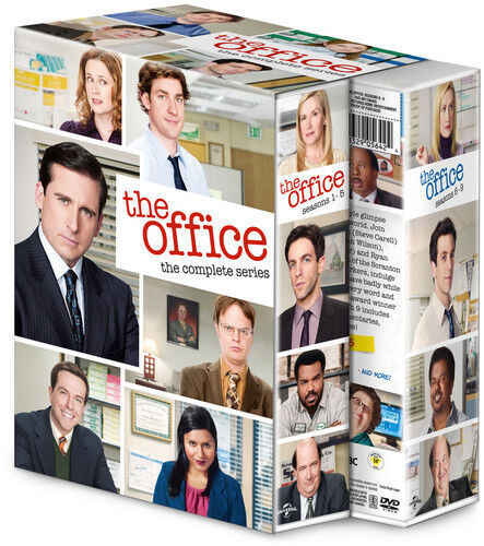 The Office: The Complete Series New DVD Boxed Set Repackaged