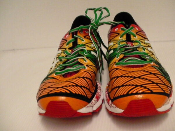 Asics men's running shoes GEL-KINSEI 5 multi color size 11 us