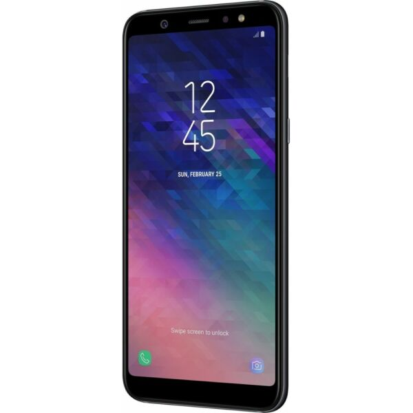 Samsung Galaxy A6+/A6 Plus A605 black Android Smartphone Handy ohne Vertrag WOW!