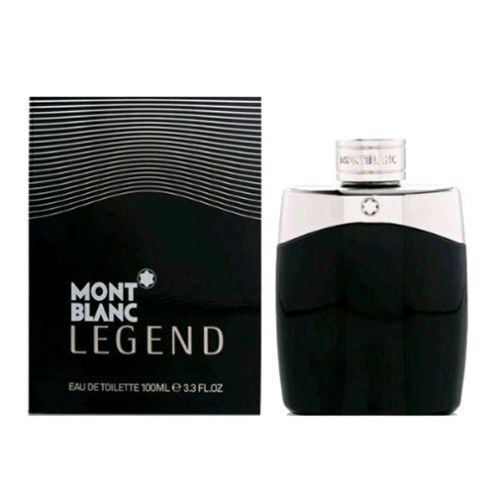 Mont Blanc Legend by Mont Blanc 3.3 oz EDT Spray for Men NEW iN BOX
