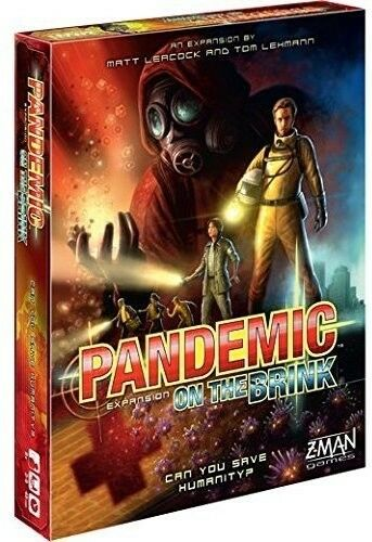 Pandemic: On the Brink [New Games] Board Game