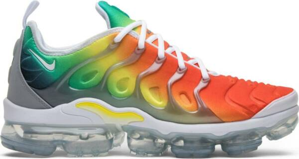 NIKE AIR VAPORMAX PLUS RAINBOW RETUNED AIR AUTHENTIC 924453-103