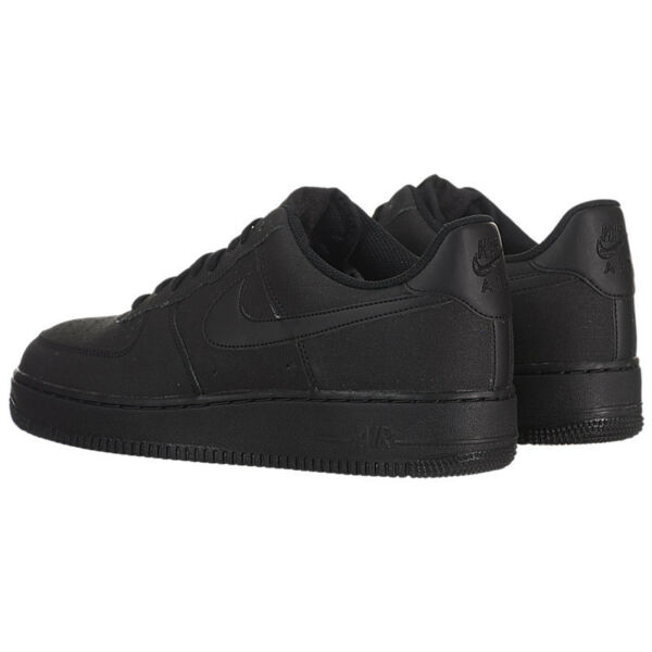 Mens Nike Air Force 1 One Tuff Tech Sneakers 488298 076 Sizes 11.5 thru 15 Black