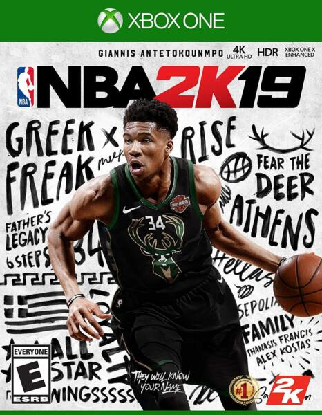 NBA 2K19 - Xbox One Brand New In Stock