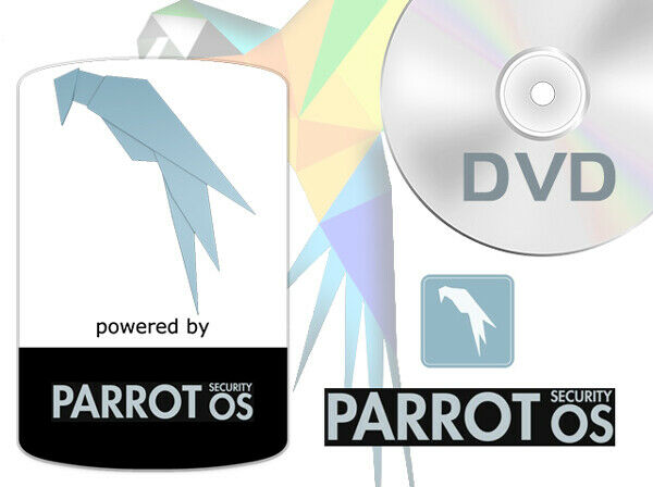 PARROT OS 4.2 Security / Privacy LINUX INSTALL & LIVE DVD's 32 & 64 bit