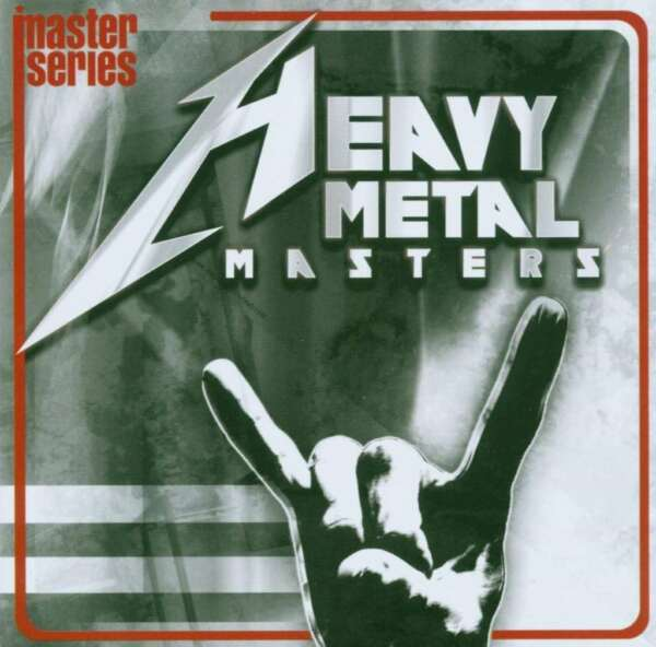 FREE US SHIP. on ANY 3+ CDs! USEDMINT CD Various Artists: Heavy Metal Masters D