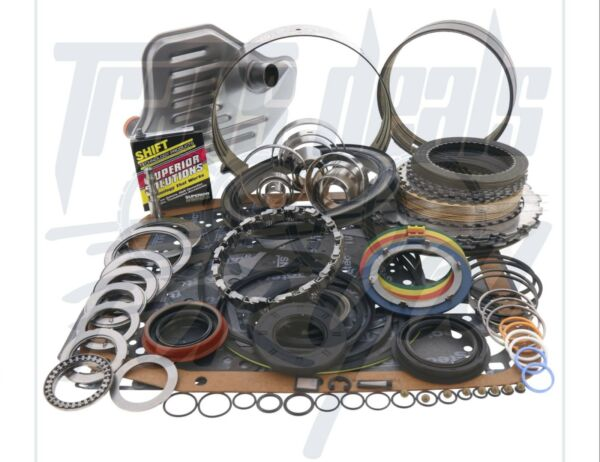 Ford 4R70W Transmission Raybestos Performance Deluxe L2 Rebuild Kit 04-On