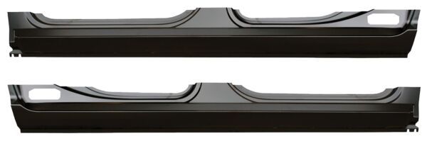 OE Style Rocker Panel fits 09-17 Dodge Ram Crew & Mega Cab Pickup Truck PAIR
