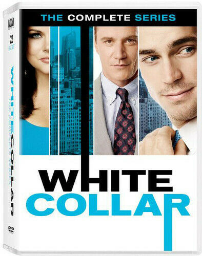 White Collar: The Complete Series New DVD Dolby Subtitled Widescre