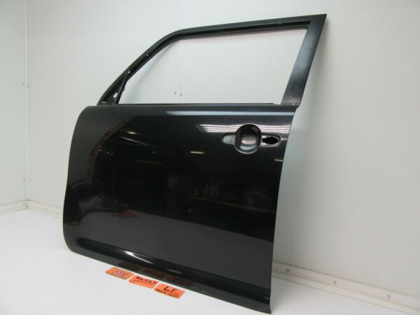 CAR DOOR PANEL SHELL DRIVER SIDE LEFT FRONT COLOR 209 BLACK fits 08-15 SCION XB