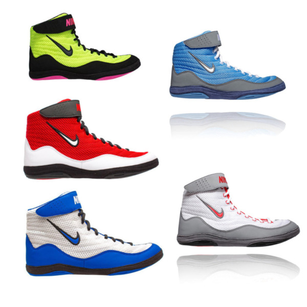 Nike Inflict 3 Wrestling Boxing Sports Shoes