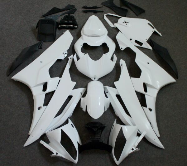 Fairing Kit For YAMAHA R6 YZF R6 2006 2007 Unpainted ABS Injection Bodywork 06 $268.09