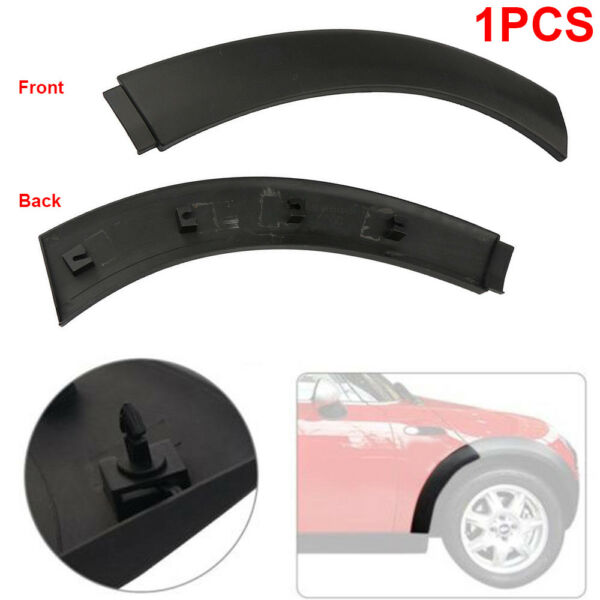 Front Wheel Right Side Lower Fender Arch Cover Trim for Mini Cooper 2002-08 Fast