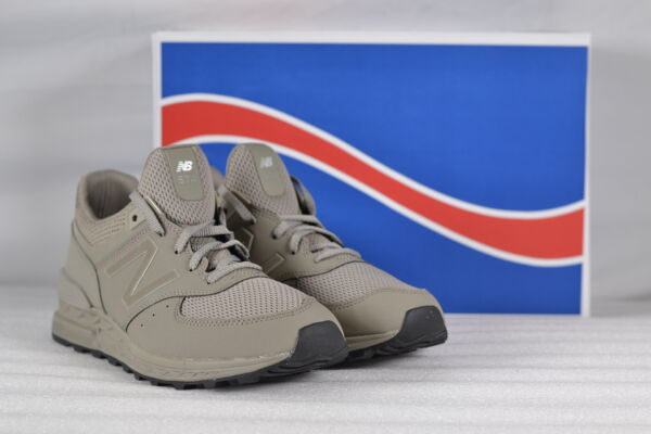 Men's New Balance Lifestyle Sport Sneakers Beige