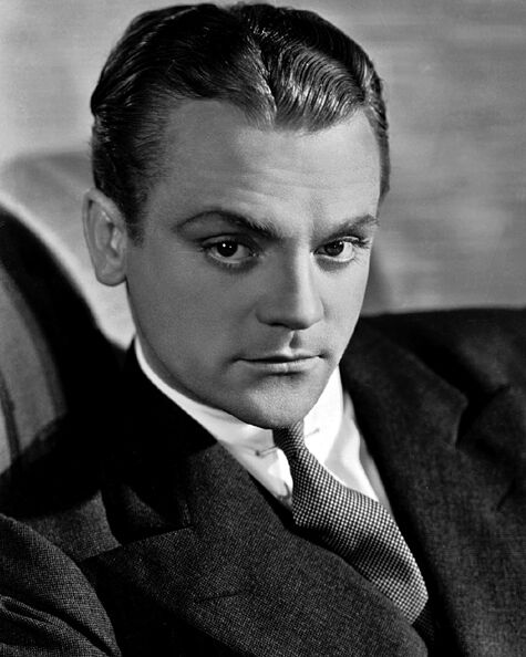 1939 Film Actor JAMES CAGNEY Glossy 8x10 Publicity Photo Print Poster
