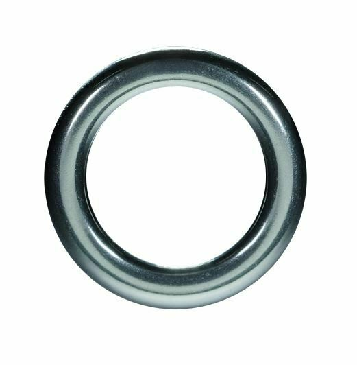 HITENA Punched Solid Ring No Welding Ultra Smooth No Damage to Line