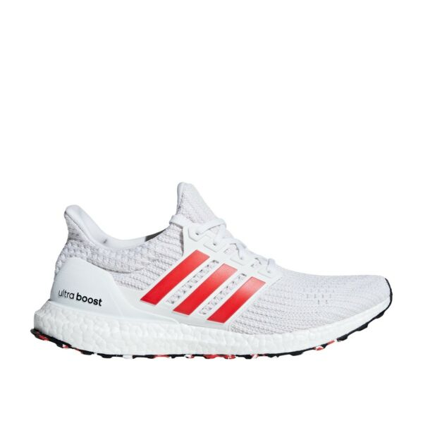 (DB3199) ADIDAS MENS ULTRABOOST RED/WHITE *NEW* 100% AUTHENTIC