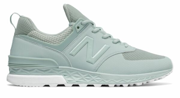 New Balance Men's 574 Sport Sneakers Shoes Green MS574SMT