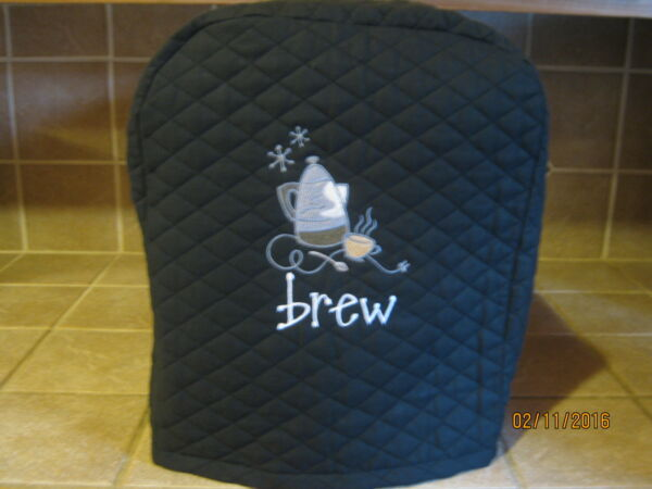 New Keurig Coffee Maker Appliance Covers 3 Sizes 3 Colors to choose from