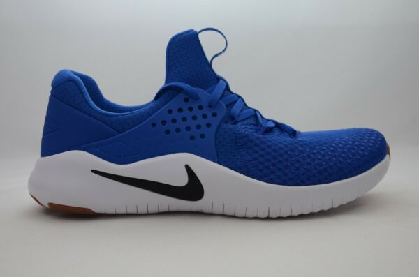 Nike Free TR V8 Blue Men's Size 10.5-14 New in Box NO Top Lid AH9395 401