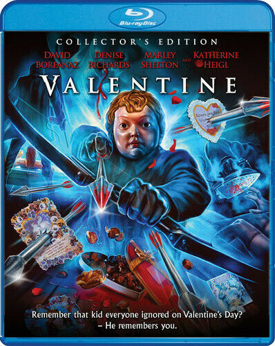 Valentine (Collector's Edition) [New Blu-ray] Collector's Ed Widescreen