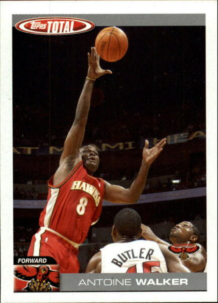 2004-05 Topps Total Basketball Card #1-250 - Choose Your Card
