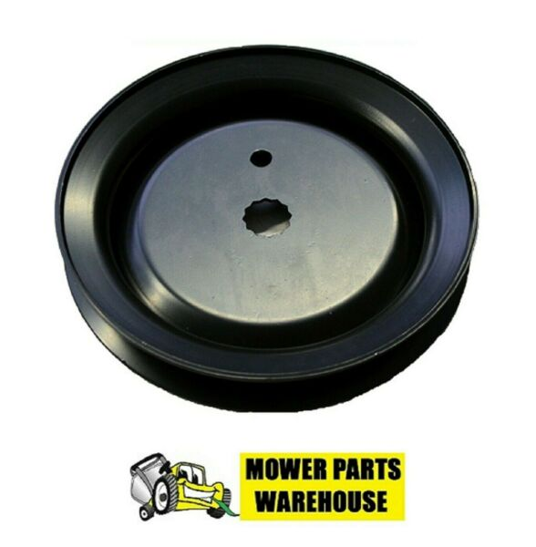 NEW REPL MTD CUB CADET DECK BLADE SPINDLE PULLEY 5.5