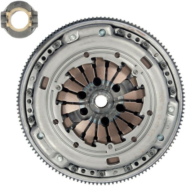 Clutch Kit-Premium AMS Automotive 17-041DMF