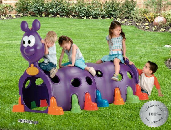 Kids Play Tunnel Outdoor Indoor Large Caterpillar Huge Centipede Toy Playground $282.77