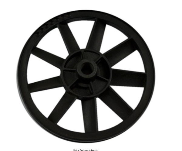 Replacement 10.5 in. Flywheel for Husky Air Compressor Heavy Duty Cast Iron New