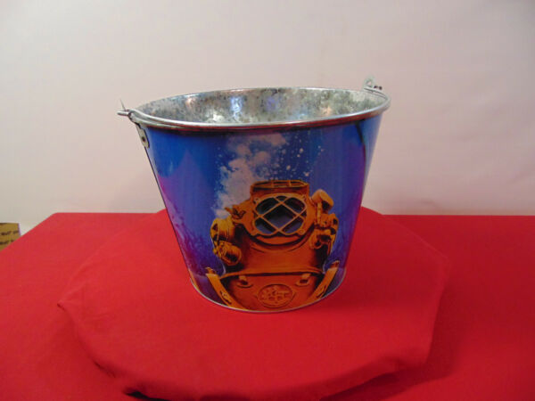 BALLAST POINT BREWING CO FATHOM IPA ICE PARTY PAIL BEER BUCKET 7