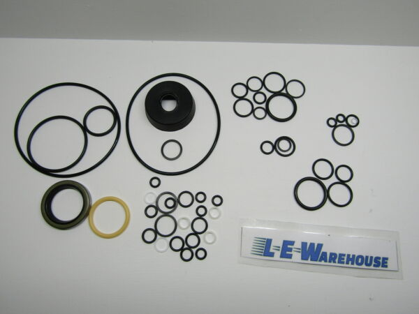 SNOW PLOW E47 E57 COMPLETE MASTER SEAL KIT - REPLACES MEYER 15456 - SAM 1306155