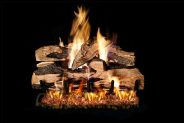 Ventis Cord Oak Vented Gas Logs -24