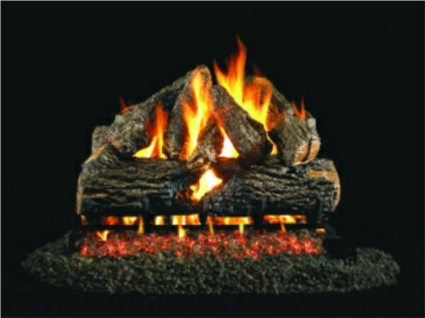 Ventis Burnt Mountain Oak Vented Gas Logs -24