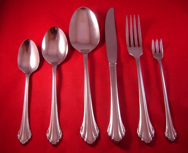 Oneida Clarette Stainless Flatware Your Choice $24.75