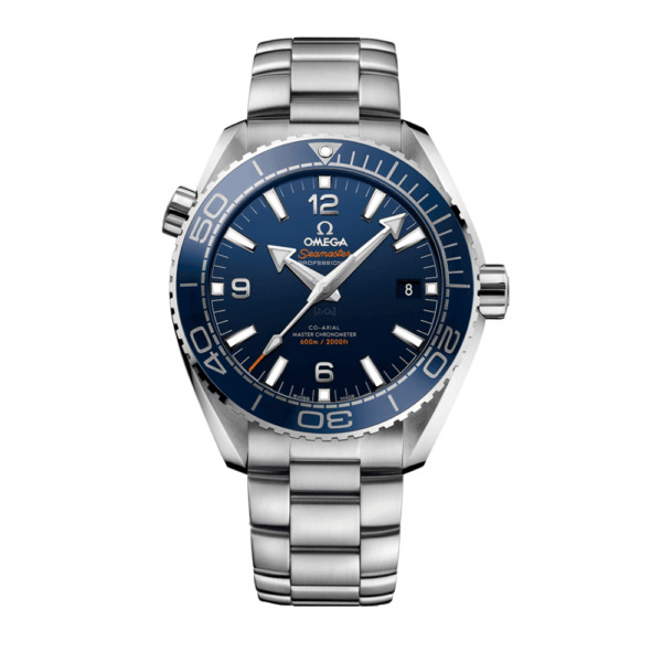 Omega Seamaster Planet Ocean Co-Axial Master Chronometer-Unworn WBox and Papers