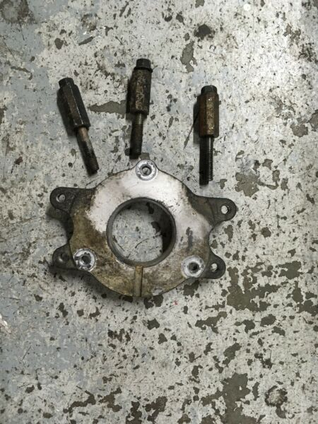 Duramax CP3 Pump Flange Adapter with bolts and spacers 01 10 LB7 LLY LBZ LMM $49.95